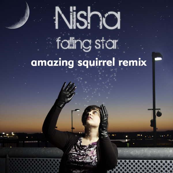 Nisha - Falling Star - amazing squirrel remix